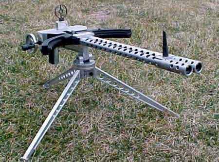 mini 22 machine gun