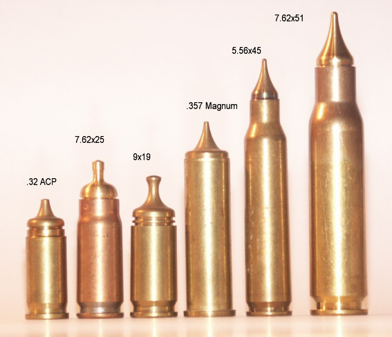 Check out these French armor piercing bullets.